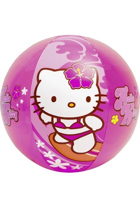 Mondo Disney Pixar Hello Kitty Beach Ball - Hello Kitty Şişme Havuz Ve Deniz Topu 50 Cm