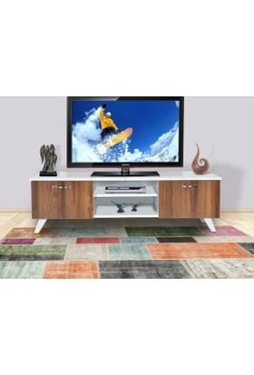 Hepsiburada Home Tv Sehpası - Tv Ünitesi Ceviz