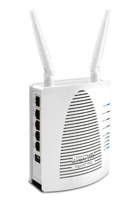 Draytek Vigor Ap900 Concurrent Dual Band 2.4G/5G Roaming Access Point 2 Antenli