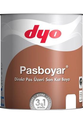 Dyo Pasboyar 0,75 Litre Beyaz Pasboyası