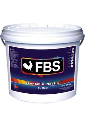 Fbs İç Cephe Duvar Boyası 10 Kg Havai Mavi