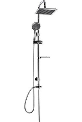 İtimat Delta 400D Çift Başlı Kombine Duş Seti