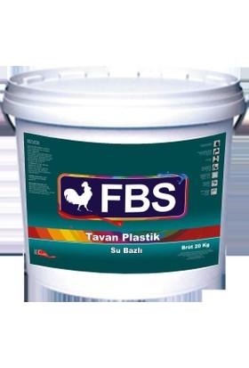Pamukkale Fbs Tavan Boyası 10 Kg Beyaz