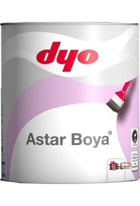 Dyo Sentetik Astar Boya 2,5 Litre Beyaz