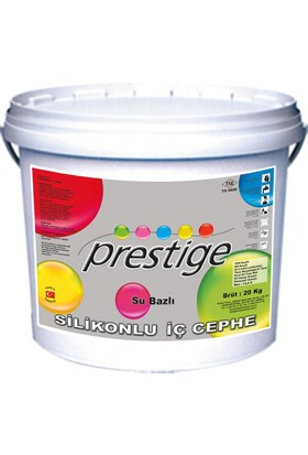 Prestige Silikonlu İç Cephe Boyası 20 Kg Buz Beyazı