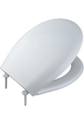 Onno Kp30018 Standart Plastik Klozet Kapağı Beyaz