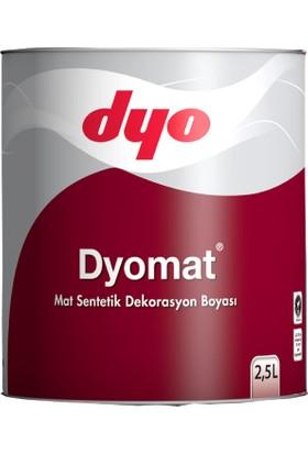 Ennalbur Dyomat Mat Dekorasyon Boyası 1 Kg