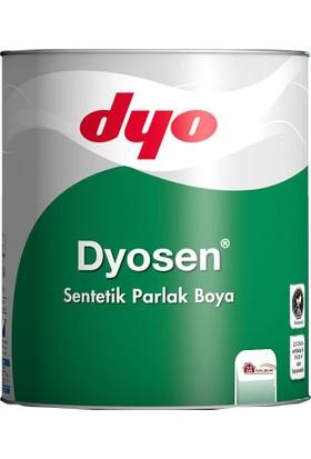 Dyosen Sentetik Parlak Boya 0,75 Lt Açık Kahve