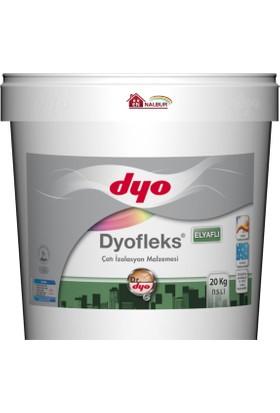 Ennalbur Dyoflex Elyaflı Çatı İzolasyon Malzemesi 2,5 Litre