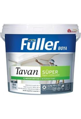 Ennalbur Füller Süper Tavan Boyası 17,5 Kg Beyaz