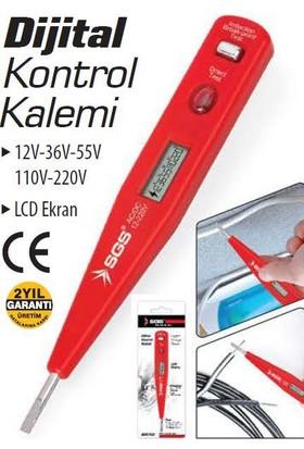Ennalbur Sgs 723 Dijital Kontrol Kalemi