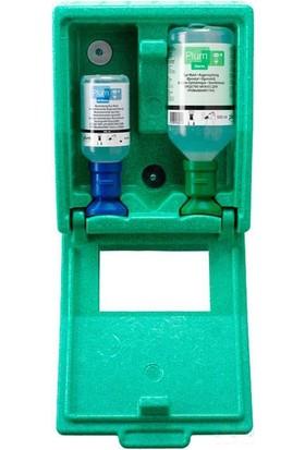 Plum Göz Duşu İstasyonu 4788 4787 (500 ml Yeşil + 200 ml mavi)