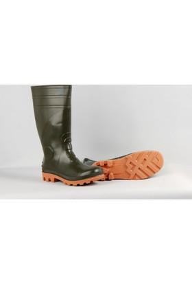Ennalbur Gezer Çelik Burunlu Çizme 44 Numara