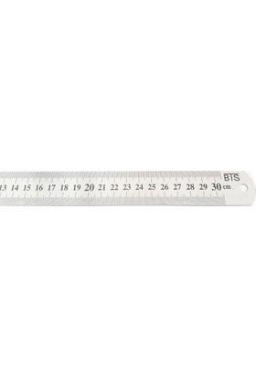 Ennalbur Bts 12253 Çelik Cetvel 150 mm 20 Mm