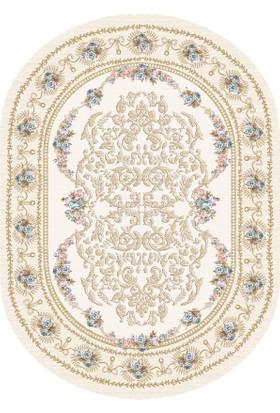 Brillant Latex Halı Fashion Oval 130x190 HLE11349.804 (Püsküllü)