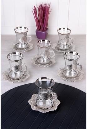 Queen's Kitchen 6 Kişilik Hürrem Lüx Çay Seti