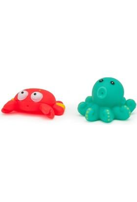 Kanz Minik Banyo Arkadaşlarım Deniz Canlıları C