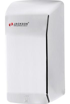 Jackson - Fotoselli El Kurutma Makinası 1400W - Krom Kaplama