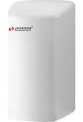 Jackson - Fotoselli El Kurutma Makinası 1400W - Beyaz
