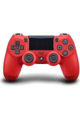 Sony Ps4 Dualshock Kablosuz Kumanda Kırmızı Magma Red V2 (Sony Eurasia)