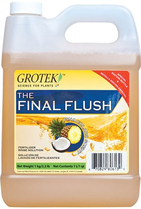 Grotek Final Flush Pinacolado 1 lt