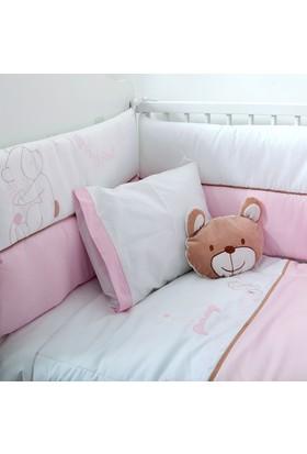 Aybi Baby Juju Pink Mini Uyku Seti 60 x 120