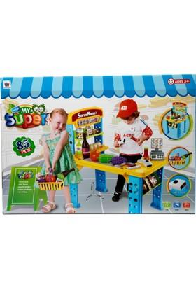 Bircan Oyuncak Süpermarket Seti
