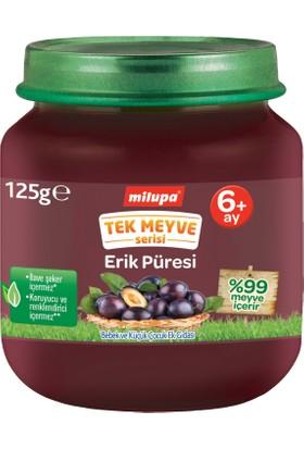 Milupa Tek Meyve Erik Püreli Kavanoz Maması 125 gr