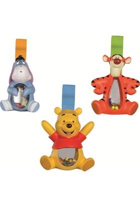 Tomy Winnie The Pooh Arkadaşları Çıngırak Asortili