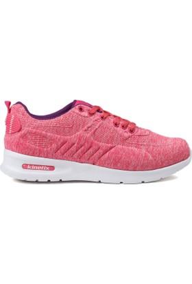 Kinetix Pembe Kadın Günlük Ayakkabı 100249781