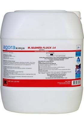 Selenoid Çöktürücü 22 Kg