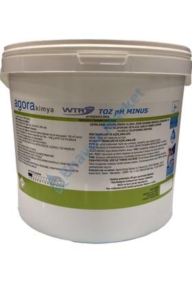 Wtr Toz Ph - Düşürücü 10 kg Havuz Kimyasalları