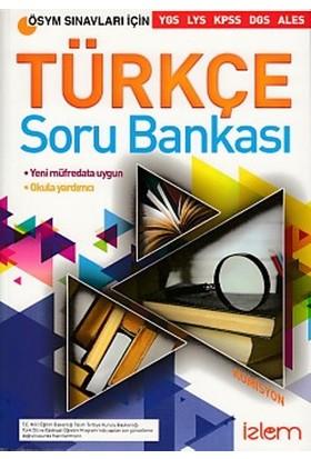 İzlem Yayıncılık Ösym Türkçe Soru Bankası Ygs Lys Kpss Dgs Ales
