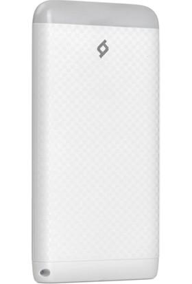 Ttec S8000 8000mAh Taşınabilir Şarj Cihazı Beyaz - 2BB123B