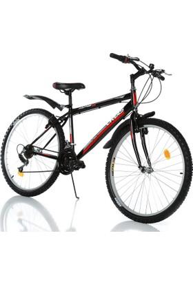 "Orbis Voltage 26"" 21 Vites Erkek Siyah Dağ Bisikleti"