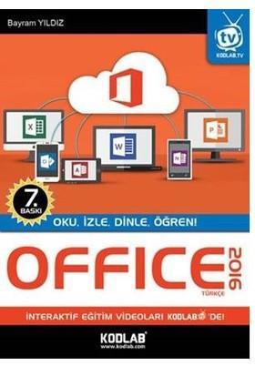 Office 2016 Türkçe - Bayram Yıldız