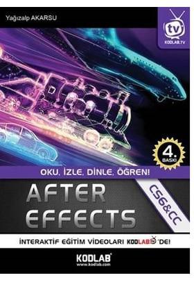 After Effects CS6 ve CC - Yağızalp Akarsu