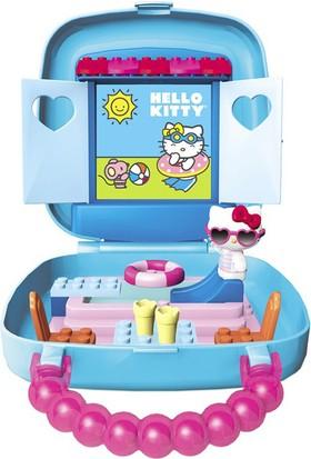 Mega Bloks Hello Kitty Havuz Partisi Oyun Seti