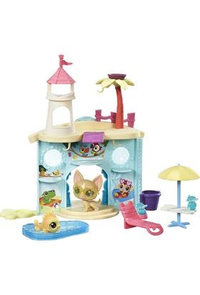 Pet Shop Miniş Splash Park Party Oyun Seti