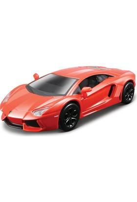 Maisto Lamborghini Aventador Lp700-4 Çek Bırak Oyuncak Araba 12 cm