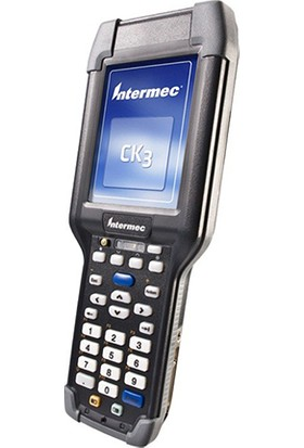 Intermec Ck3R-Wm 3.5 , Renkli Tft Wireless , Bluetooth Windows Mobile 6.5 Kablosuz El Terminali (Batarya+Şarj Kiti) 512