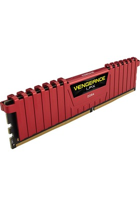 Corsaır Vengeance Lpx 4Gb 2400Mhz Ddr4 Cl16 Pc Ram Cmk4Gx4M1A2400C16R