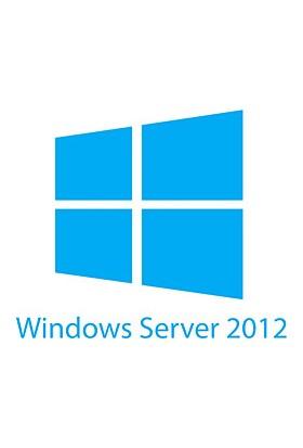 Microsoft Windows Dell 2012 User Cals 5 Pack W2K12Srv-Cal5P