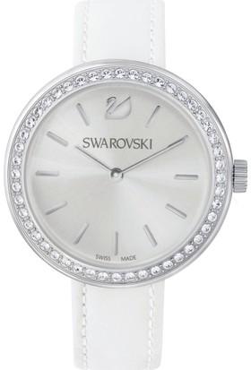 Swarovski Daytime Watch Lether Strap White 5095603 Kadın Kol Saati