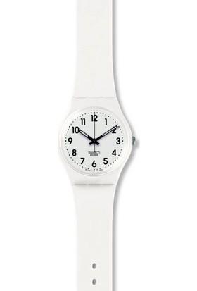 Swatch Just White Soft GW151O Unisex Kol Saati