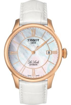 Tissot Le Locle White T41.6.453.83 Kadın Kol Saati