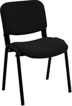 Ofisbazaar Form Sandalye Siyah