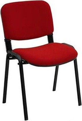 Ofisbazaar Form Sandalye Bordo