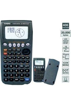Casio Fx-7400 G Grafik Çizen Bilimsel Hesap Makinesi