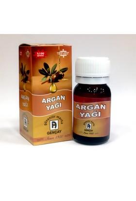 Gençay Argan Yağı 20 ml. Soğuk Press